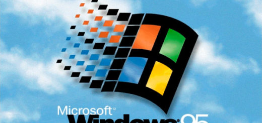 ОС Windows 95 исполнилось 20 лет