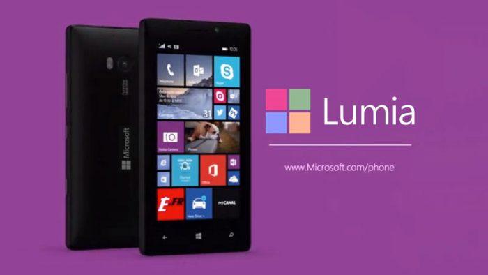 Смартфоны Lumia вскоре исчезнут из магазинов
